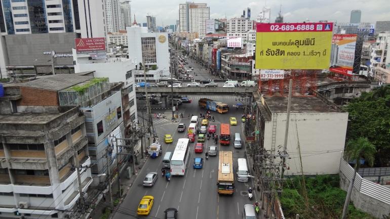 Bangkok street view