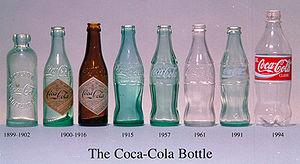 Evoluzione delle bottigliette