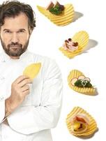 Cracco e le patatine gourmet