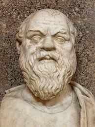 Un selfie 3d di Socrate
