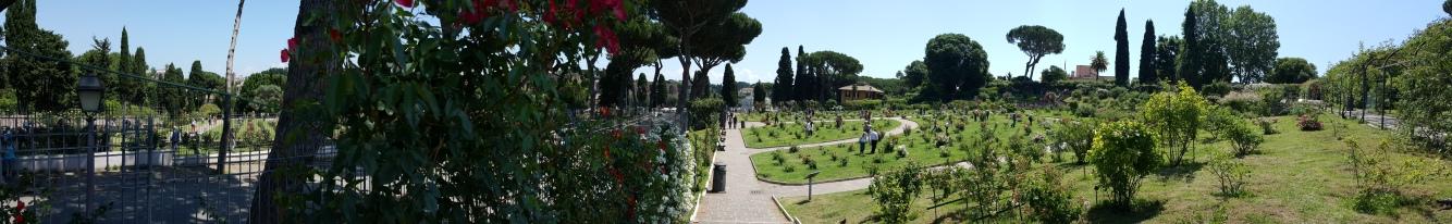 Roseto comunale di Roma Capitale
