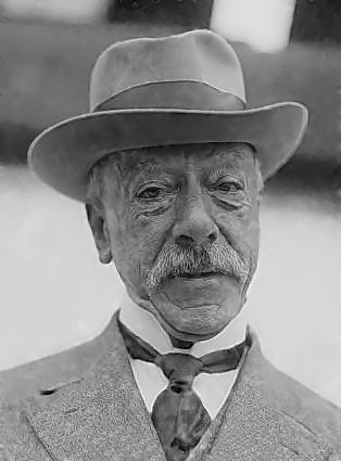 Ernesto Nathan sindaco di Roma dal 1907 al 1913